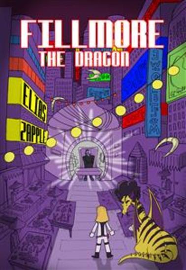 Fillmore the Dragon - American-English Edition - cover