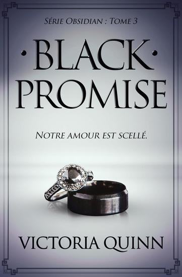 Black Promise (French) - Obsidian #3 - cover