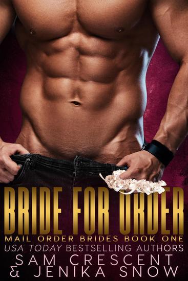 Bride For Order - Mail Order Bride - cover