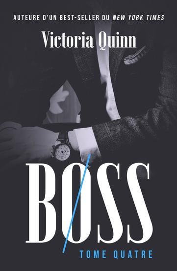 Boss Tome quatre - Boss #4 - cover