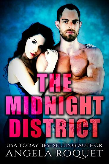 The Midnight District - Spero Heights #3 - cover