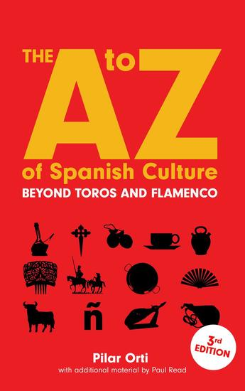 The A to Z of Spanish Culture Updated Third Edition - cover