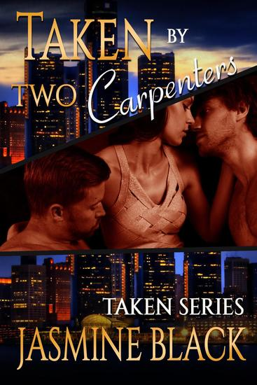Taken by Two Carpenters - Taken #8 - cover
