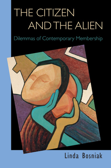 The Citizen and the Alien - Dilemmas of Contemporary Membership - cover