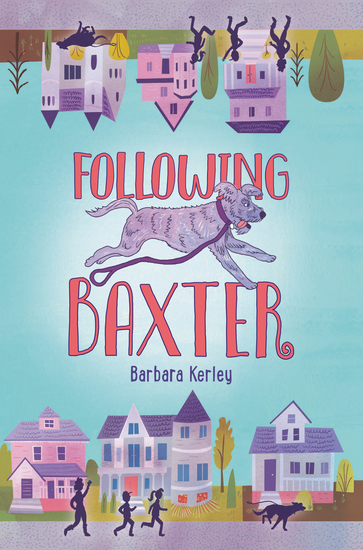 Following Baxter - cover