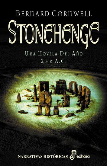 Stonehenge - Una novela del año 2000 aC - cover