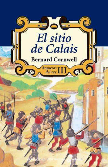 El sitio de Calais - cover