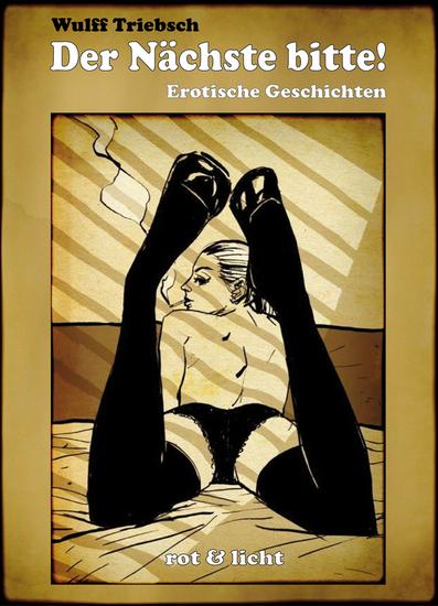 Der Nächste bitte! - erotische Geschichten - cover