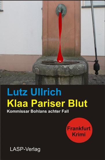 Klaa Pariser Blut - Bohlans achter Fall - cover