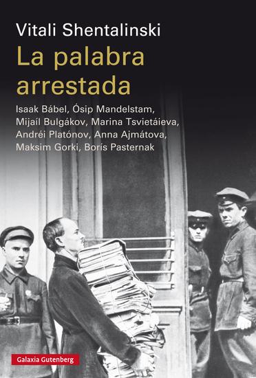 La palabra arrestada - cover