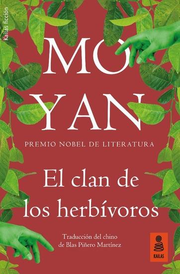 El clan de los herbívoros - cover