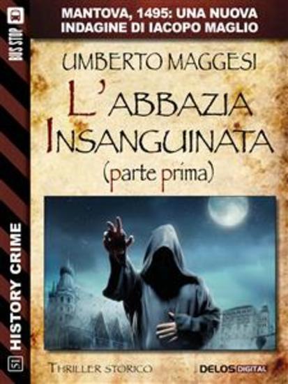 L'abbazia insanguinata - parte prima - cover