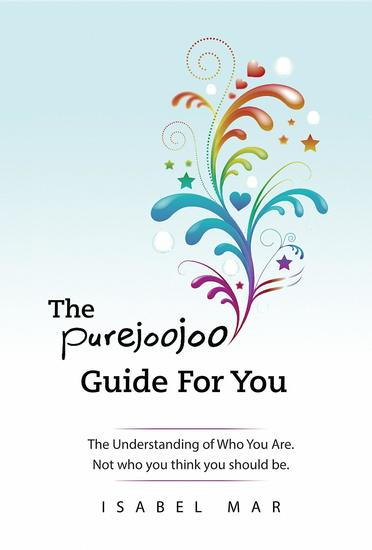 The Purejoojoo Guide For You - The Understanding of Who You Are Not who you think you should be - cover