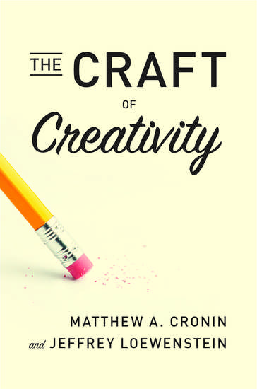 The Craft of Creativity - cover
