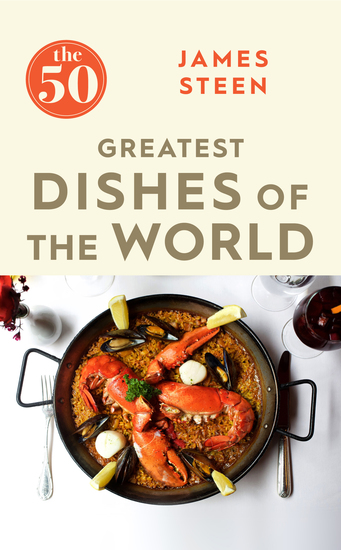 The 50 Greatest Dishes of the World - cover