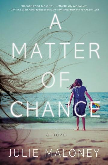 A Matter of Chance - A Novel - cover
