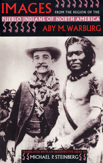 Images from the Region of the Pueblo Indians of North America - cover