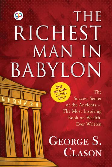 The Richest Man in Babylon - 9789387669369 - cover