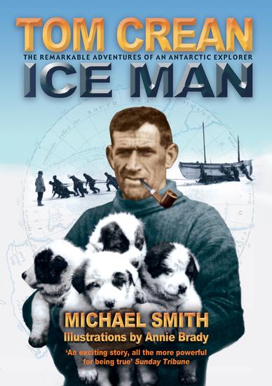 Tom Crean - Ice Man - cover