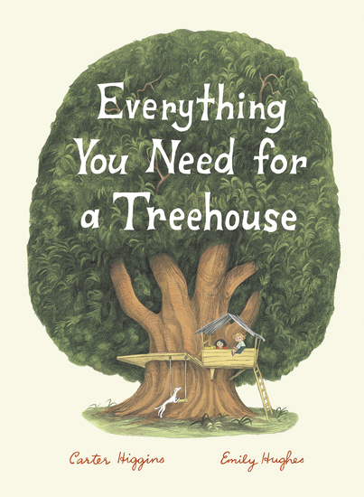 Everything You Need for a Treehouse - cover