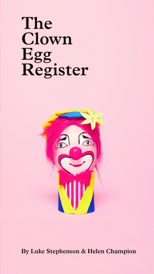 The Clown Egg Register - cover