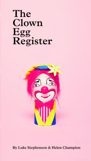 The Clown Egg Register - cover