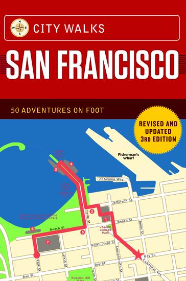 City Walks Deck: San Francisco (Revised) - cover