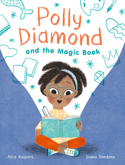 Polly Diamond and the Magic Spell - Book 1 - cover