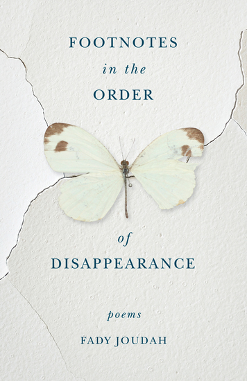 Footnotes in the Order of Disappearance - Poems - cover