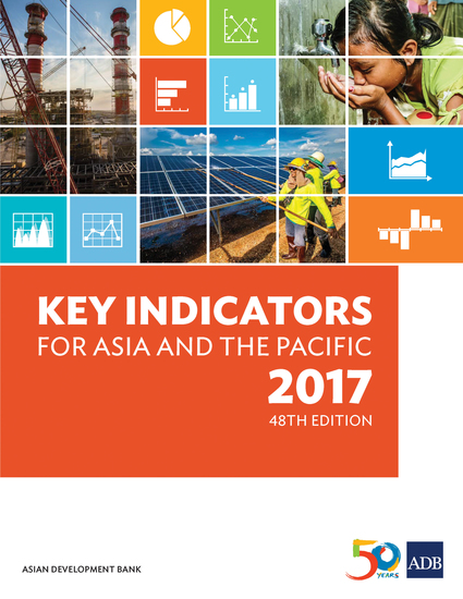 Key Indicators for Asia and the Pacific 2017 - cover