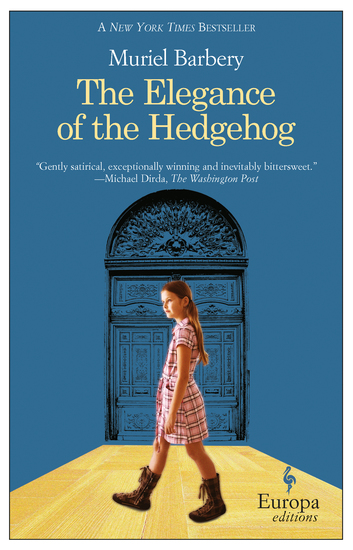 The Elegance of the Hedgehog - cover