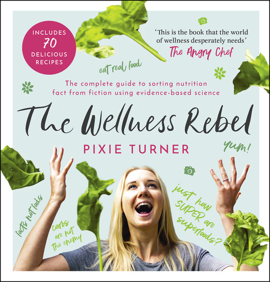 The Wellness Rebel - cover