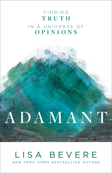 Adamant - Finding Truth in a Universe of Opinions - cover