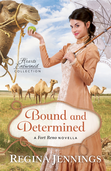 Bound and Determined (Hearts Entwined Collection) - A Fort Reno Novella - cover
