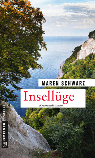 Insellüge - Kriminalroman - cover