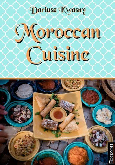 Moroccan Cuisine - cover
