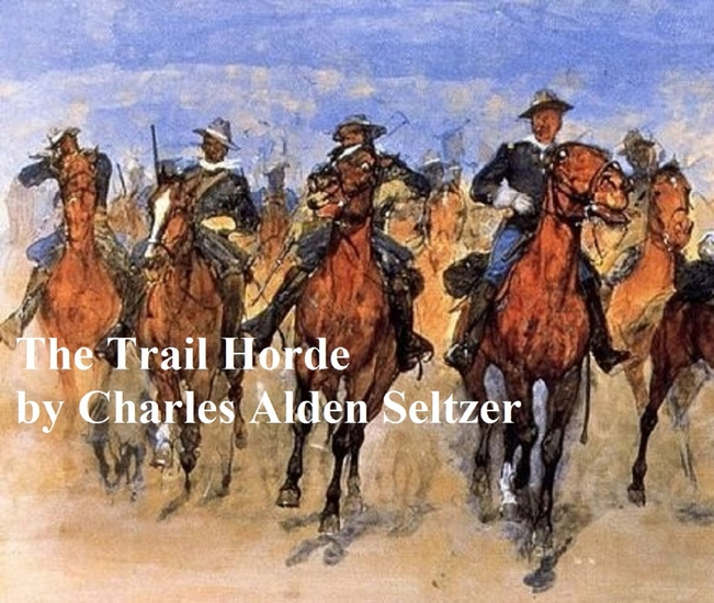 The Trail Horde - cover
