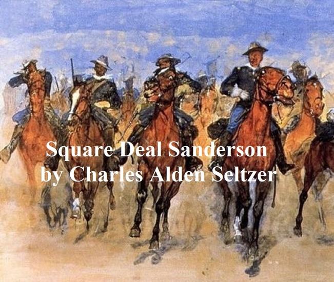 Square Deal Sanderson - cover