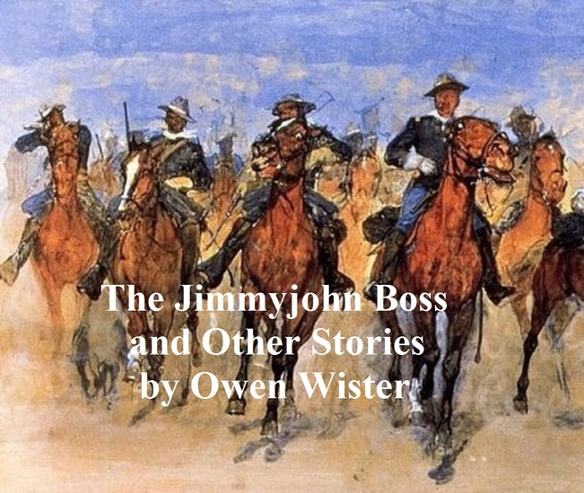 The Jimmyjohn Boss and Other Stories - cover