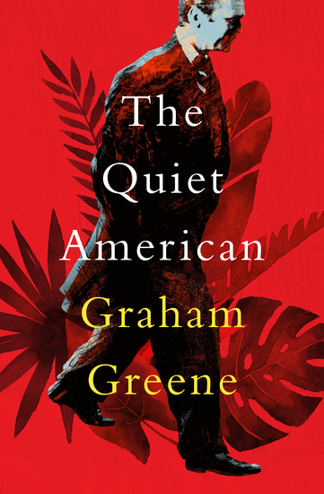 The Quiet American - cover
