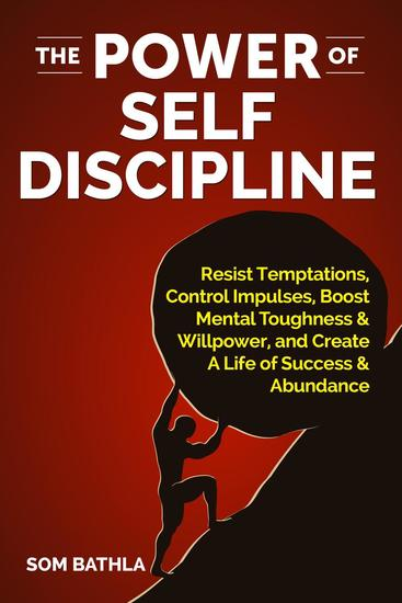 The Power of Self Discipline - cover
