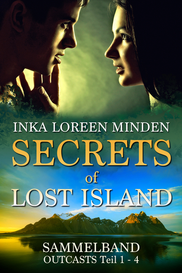 Secrets of Lost Island - Gesamtausgabe Outcasts 1 - 4 - cover