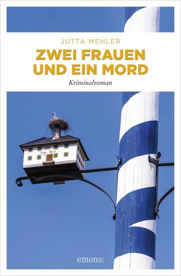 Zwei Frauen und ein Mord - Kriminalroman - cover