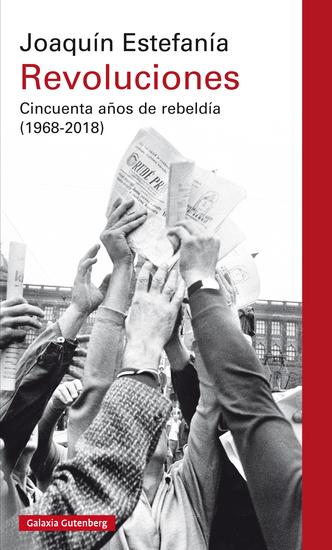 Revoluciones - Cincuenta años de rebeldía (1968-2018) - cover