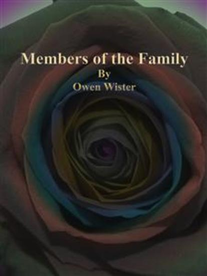 Members of the Family - cover