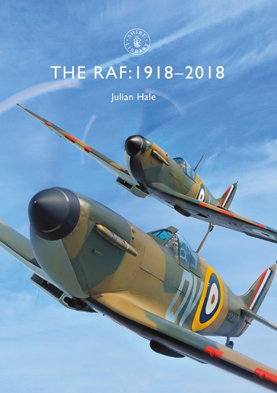 The RAF - 1918–2018 - cover