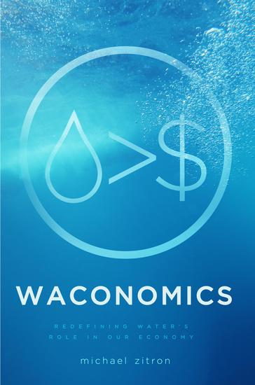 WACONOMICS - Redefining Water's Role in Our Economy - cover