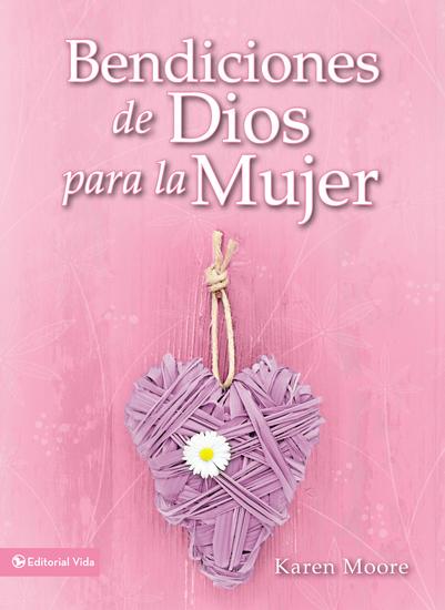 Bendiciones de Dios para la mujer - cover