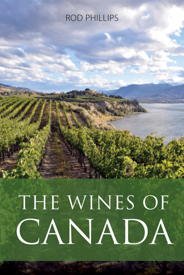The wines of Canada - cover
