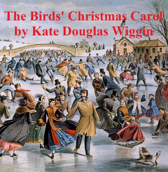 The Birds' Christmas Carol a short story - cover